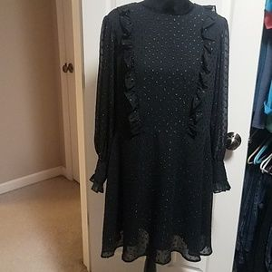 Women's Black Cocktail Dress